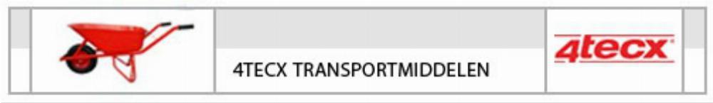 4Tecx Transportmiddelen